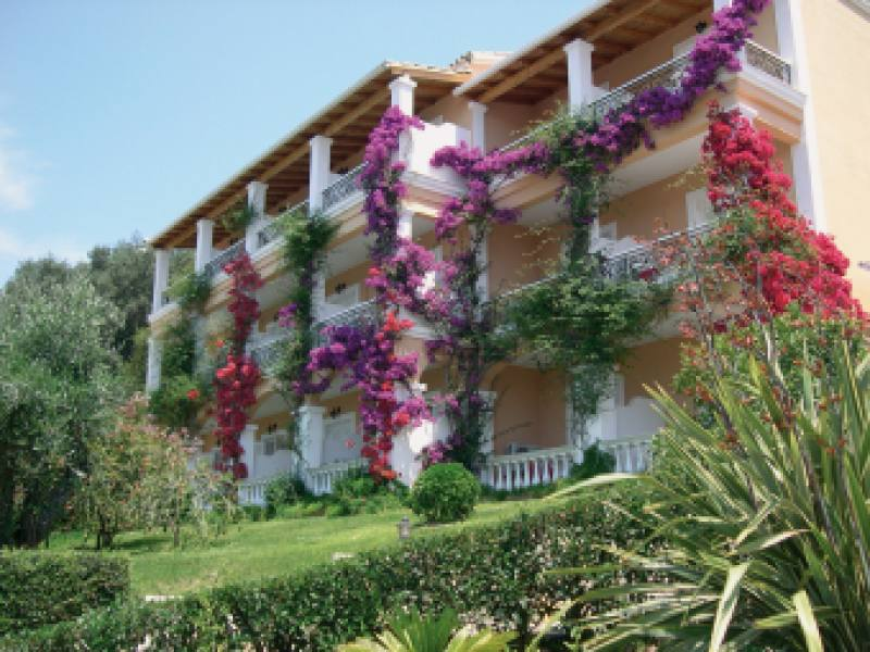 Hotel Nefeli - Komeno - Corfu